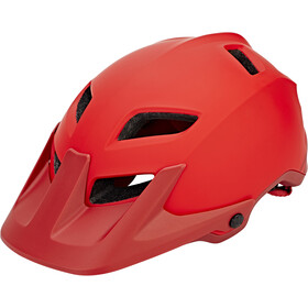 BBB Ore BHE-58 Kask rowerowy, red matte